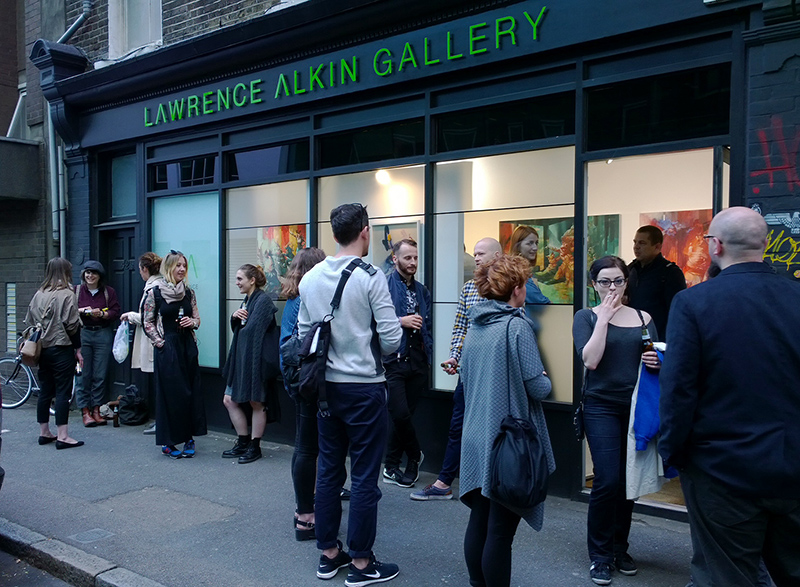 Lawrence Alkin Gallery