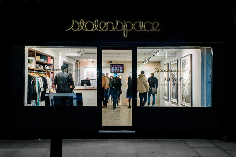 stolenspace gallery