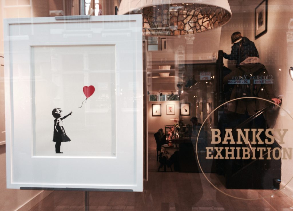 Banksy Exhibition1