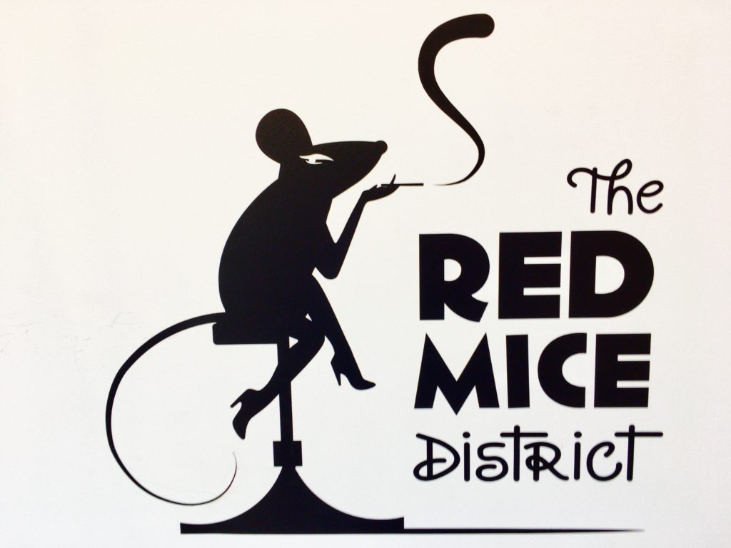 The Red Mice District3