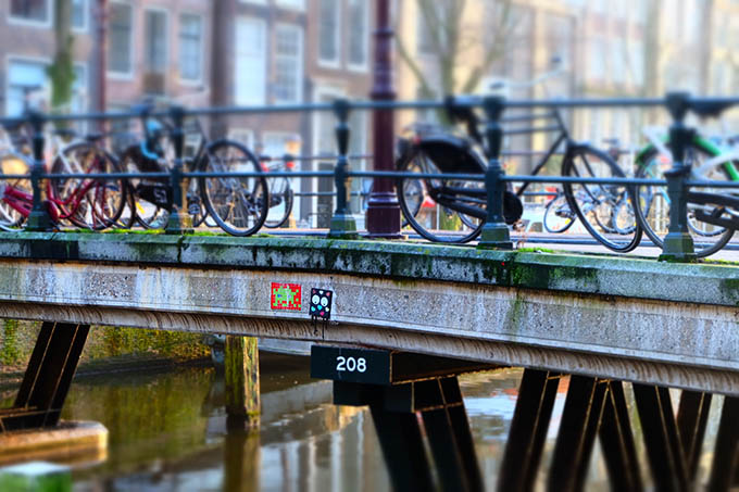 Invader in Amsterdam6