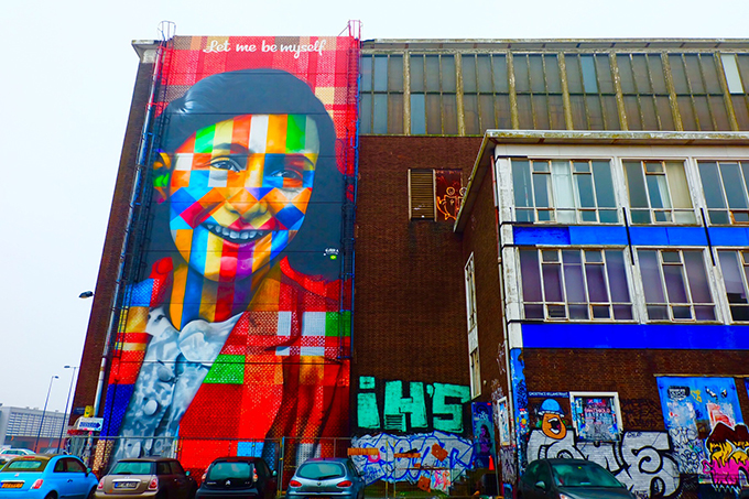 Street art in Amsterdam2