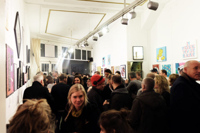 GO Gallery Opening